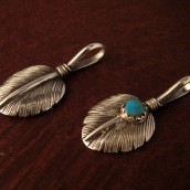 Heart Feather(Handmade)【TI232】