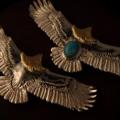 Eagle TOP (Handmade)【TI228】