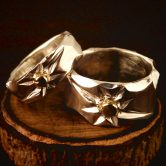 SUN pair  ring