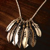 handmade feather